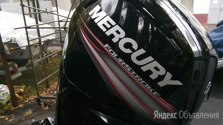 Лодочный мотор Mercury F100 ELPT EFI по цене 675000₽ - Двигатель и комплектующие , фото 0