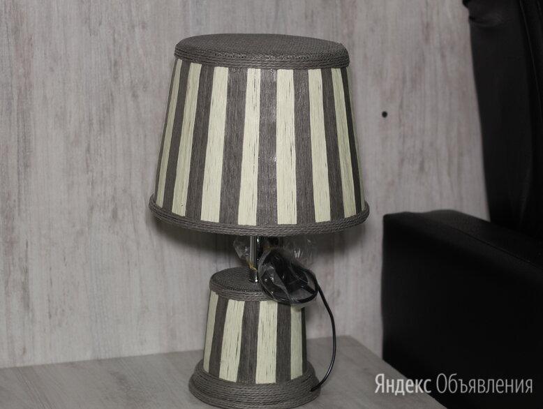 Лампа настольная по цене 500₽ - Настольные лампы и светильники, фото 0