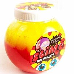 Игрушки-антистресс - Игрушка Слайм ТМ Slime Mega Mix Мега банка 500 г., 0