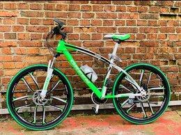 Велосипеды - Велосипед горный новый з.(шоурум), 0