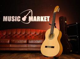 Акустические и классические гитары - Классическая гитара Yamaha C40M (Комплект) , 0
