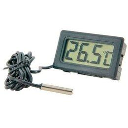 Метеостанции, термометры, барометры - Термометр  цифровой с выносным датчиком (04318), 0