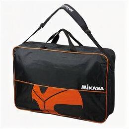 Дорожные и спортивные сумки - Сумка на 6 баск. мячей «MIKASA» арт. BA6C-BKBR, 0