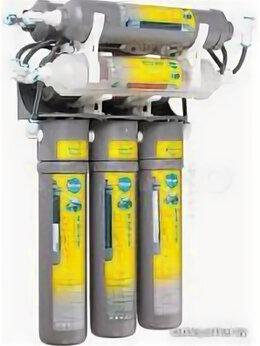 Фильтры для воды и комплектующие - Фильтр для воды под мойку Bluefilters Newline RO7, 0