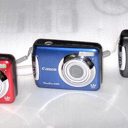 Фотоаппараты - Canon Power Shot A480, 0