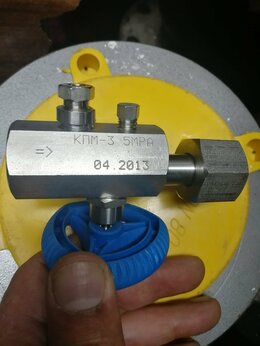 Краны для воды - Кран КПМ-3, 0