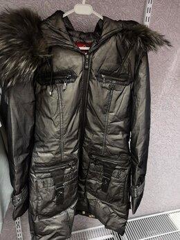 Куртки - Парка (куртка) женская, 0