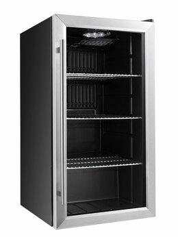 Холодильные шкафы - Шкаф холодильный VIATTO VA-JC88W, 0