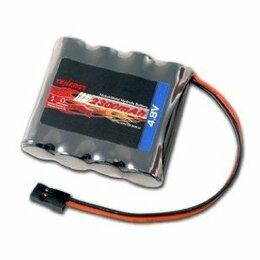 Аккумуляторы и зарядные устройства - Аккумулятор 4.8V 2000mAh NiMH tenergy, 0