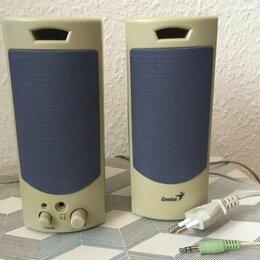 Компьютерная акустика - Акустическая система Genius SP-205B , 0