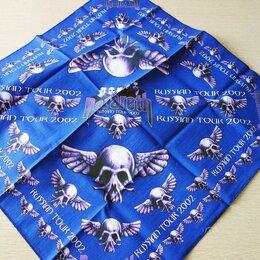 Головные уборы - Nazareth - Russian Tour 2002 Бандана, 0