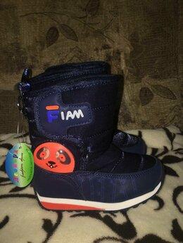 Обувь для малышей - Новые сапоги детские , 0