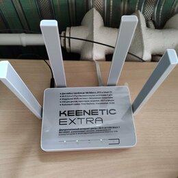Оборудование Wi-Fi и Bluetooth - Wi-Fi роутер Keenetic Extra (KN-1711 ), 0