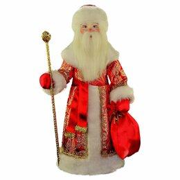 Новогодние фигурки и сувениры - Хороший добрый Дед Мороз кукла в подарок…, 0