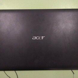 Аксессуары и запчасти для ноутбуков - Ноутбук Acer 5750 запчасти корпуса и не только, 0