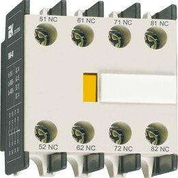 ТВ-приставки и медиаплееры - Приставка конт. ПКИ-40 IEK KPK10-40, 0