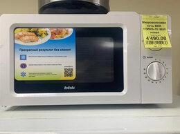 Микроволновые печи - Микроволновая печь BBK17MWS-781M/W, 0