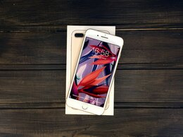 Мобильные телефоны - iPhone 7 Plus 128gb Gold гарантия, рассрочка, 0