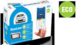 Система безопасности  - StarLine A63 ECO, 0