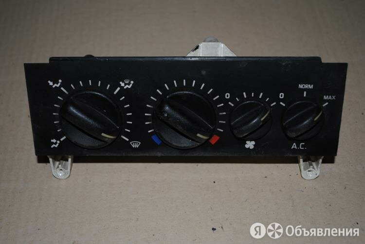 блок управления печкой Рено Мастер 2 (1997 - 2003 по цене 1500₽ - Отопление и кондиционирование , фото 0