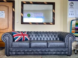 Диваны и кушетки - диван Chester кожаный , 0