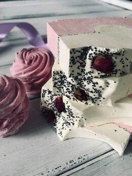 Мыло - Мыло ручной работы «Вишнёвый пирог», 0
