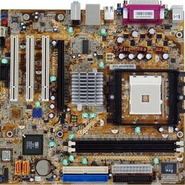 Материнские платы - системная плата сокет 754 WinFast 761GXK8MC-RS …, 0