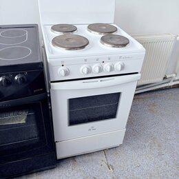 Плиты и варочные панели - (50x50см) электрическая плита DELUXE, 0