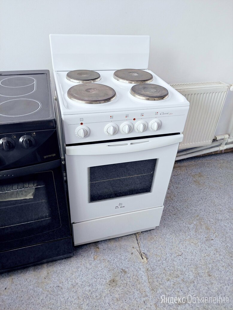(50x50см) электрическая плита DELUXE по цене 5000₽ - Плиты и варочные панели, фото 0