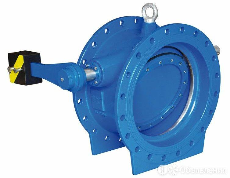 9883 Обратный клапан с рычагом и противовесом DN200 PN10/16 по цене 84632₽ - Аксессуары и запчасти, фото 0