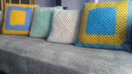Декоративные подушки - Диванные подушечки на любой цвет и вкус, 0