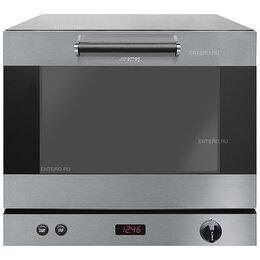 Жарочные и пекарские шкафы - Печь конвекционная SMEG ALFA 43 XEH, 0
