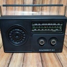 Радиоприемники - Приёмник Альпинист - 417, СССР , 0