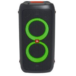 Портативная акустика - Портативная блютуз колонка JBL Partybox 100, 0