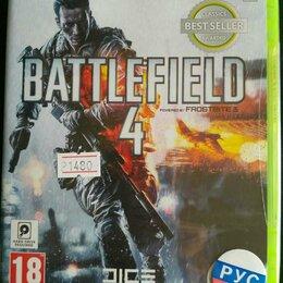 Игры для приставок и ПК - Battlefield 4 (русская версия) (XBOX 360), 0