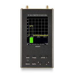 Прочее сетевое оборудование - Arinst SSA-TG R2 портативный анализатор спектра с трекинг-генератором, 0