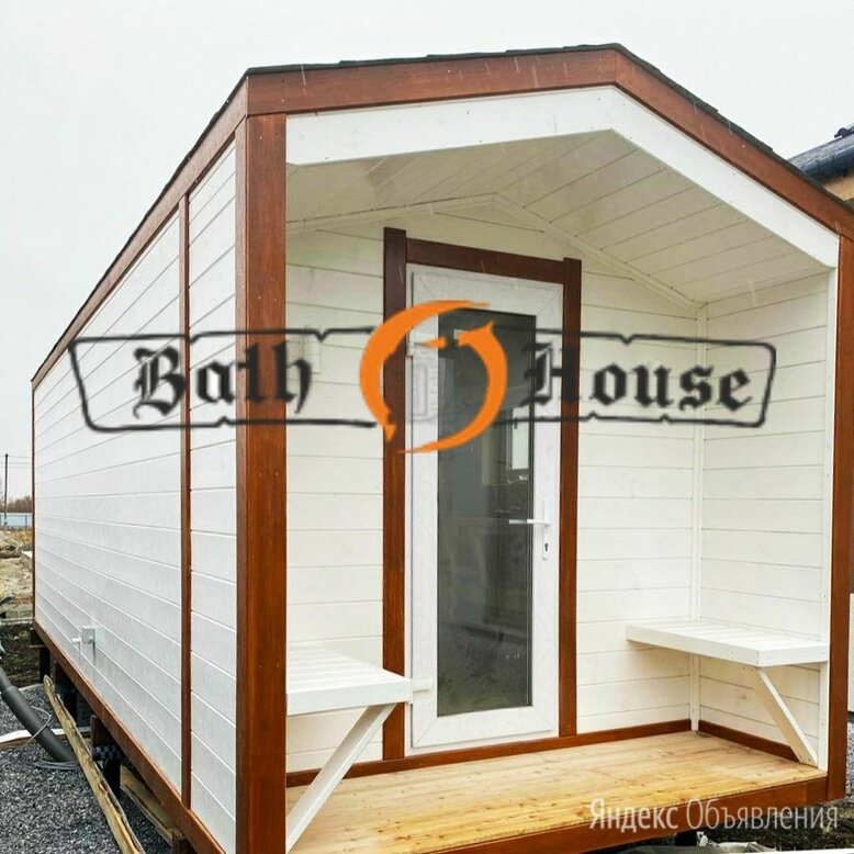 Утеплённая Баня под ключ по цене 210000₽ - Готовые строения, фото 0