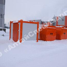"""Готовые строения - Блок-контейнер тип """"Север"""", 0"""