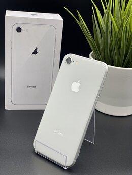 Мобильные телефоны - IPhone 8 256gb Silver, 0