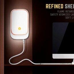 Аккумуляторы - Умное зарядное устройство-ночник с 4 USB (4,2 А), 0