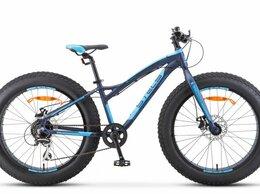 Велосипеды - Подростковый фэт-байк STELS Aggressor MD 24 V010…, 0