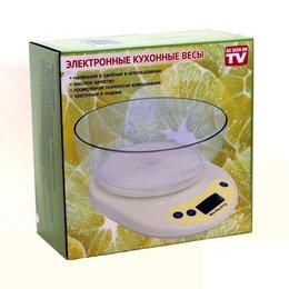 Кухонные весы - Кухонные весы электронные С чашей, 0