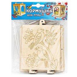 Игрушки и декор  - Кормушка для птиц арт.4170/4187, 0
