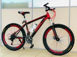Велосипеды - Горный велосипед Green Bike на спицах 26'' , 0