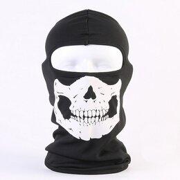 Защита и экипировка - Балаклава с черепом Mod2, 0