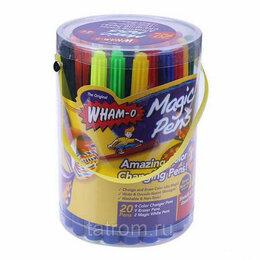 Канцелярские принадлежности - Фломастеры волшебные Magic Pens 20 штук, 0