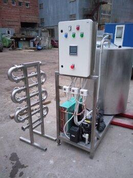 Прочее оборудование - Охладитель молока открытого закрытого типа, 0
