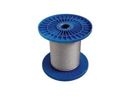 Такелаж - Трос для растяжки DIN 3055 4 мм (250метров), 0