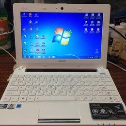 Ноутбуки - Eee PC X101CH N2600 2 ядра 4 потока SSD 120 Gb, 0