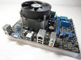 Материнские платы - i3-2120 3.30GHz + Asus P8H61-M LX3 R2.0 + DDR3 4Gb, 0